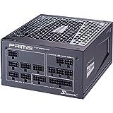 オウルテック 12年間新品交換保証 80PLUS TITANUM取得 ATX 電源 ユニット フルモジュラー Skylake対応 Seasonic PRIME Ultraシリーズ 750W