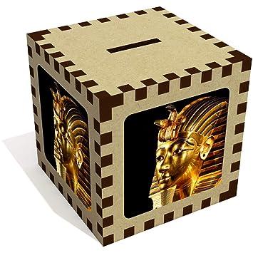 Stamp Press Faraón Egipcio Caja de Dinero / Hucha (MB00005305 ...