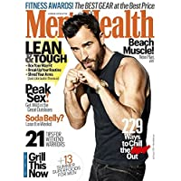 Deals on Mens Health Magazine Subscription 4 Year 40 Issues