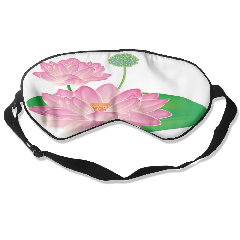 Amazon.com: Purple Flower Hydrangea Pure Silk Sleep Mask Reusable Cold Improves Sleep Edema Eye Tiredness: Health & Personal Care
