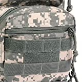 Red Rock Outdoor Rover 9 Liter Travel Gear MOLLE