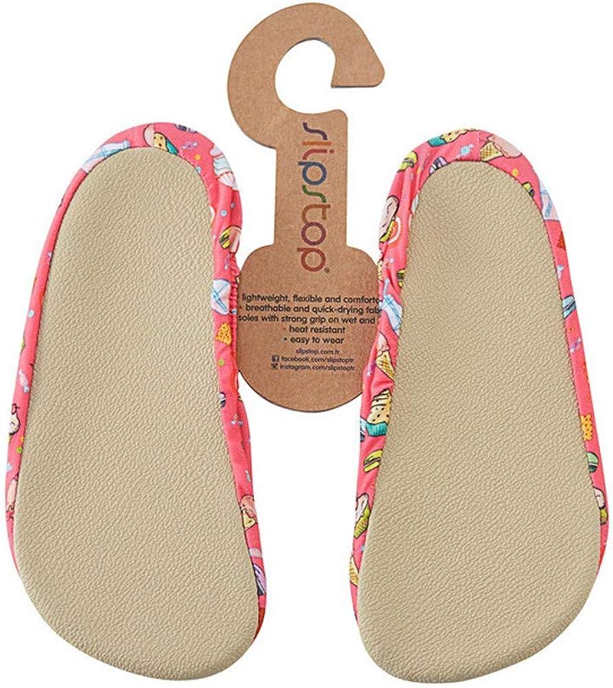 Slipstop Chaussures sp/écial activit/és Nautiques pour Fille Multicolore Rosa