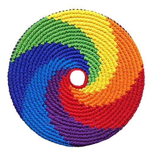 PHDポケットディスクインドア -7インチ B00RVZLA1U Rainbow Swirl Rainbow Swirl