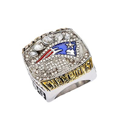 Beito Super Bowl Champion Ring Football Patriot Superbowl Rings ...