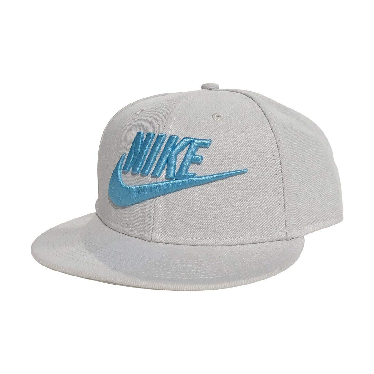 NIKE Mens True Sb-Futura Hat (Light Bone/Blue, One Size)