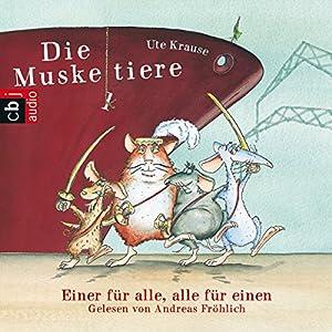 Die Muskeltiere: Einer für alle, alle für einen (Die Muskeltiere 1) Audiobook