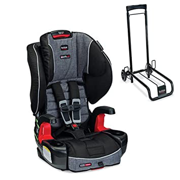 Britax Frontier G11 Clicktight Harness 2 Booster Car Seat W