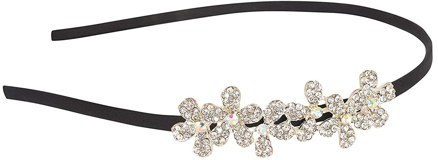 Fancy Hair Bands for Girls (Combo of 4 Hair Bands) (HAB-0060)  Amazon.in   Jewellery bf7d6722db5