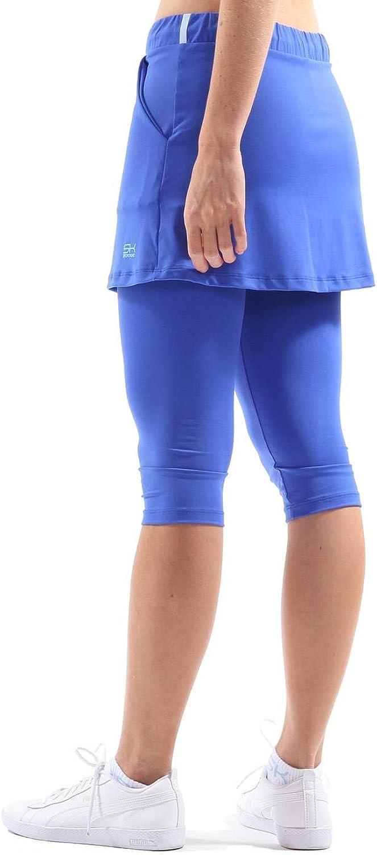 SPORTKIND Ragazze /& Ladies Tennis//Team Wear//Running 2-in-1 Skapri con tasche
