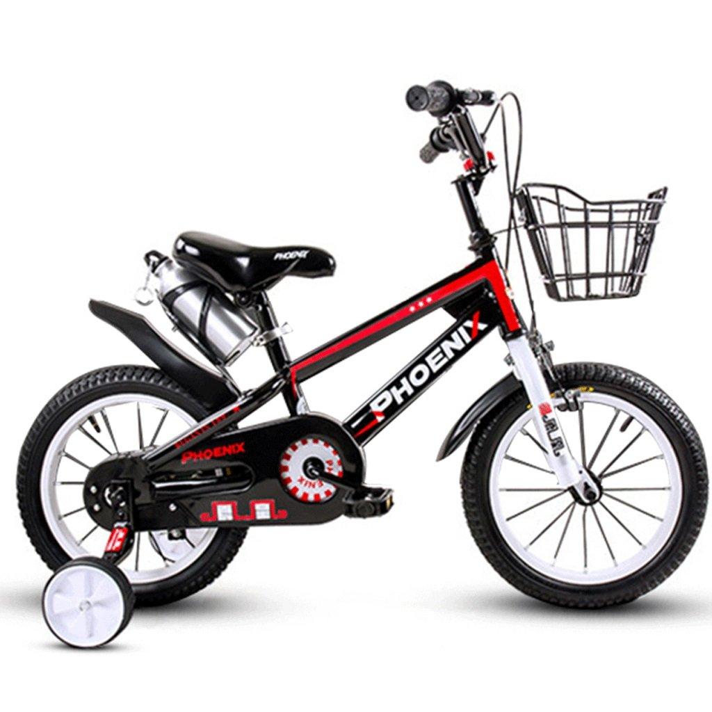 DGF 子供の自転車の男の子のベビーカー2-12歳の少女のサイクリング子供の自転車屋外マウンテンバイク (色 : D, サイズ さいず : 16 inches) B07F3TRR4S 16 inches|D D 16 inches