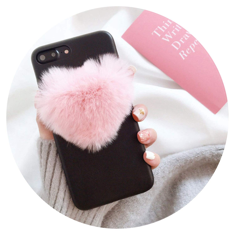 1bcb8bcbcb Amazon.com: Fashion 3D Love Heart Fur Ball Phone Cases for iPhone 7 case  Luxury Soft Leather Cover for iPhone 7Plus 6 6S,2,for iPhone 6Plus 6sP:  Cell Phones ...
