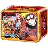 Naruto Fierce Ambitions TCG CCG Naruto Save Gaara Tin - 1 Gold Foil - 4 Packs ++