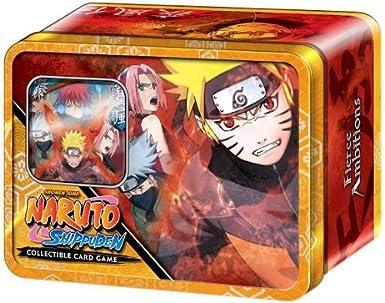 Amazon.com: Naruto Fierce Ambitions TCG CCG Naruto Save ...
