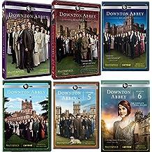 Downton Abbey: Season 1-6 dvd