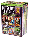 Detective Classics, Volume 1 (Dick Tracy Meets Gruesome / Kennel Murder Case / Mr. Wong in Chinatown / Mr. Wong, Detective / Sherlock Holmes - Dressed to Kill / Sherlock Holmes - The Woman In Green) (6-DVD)