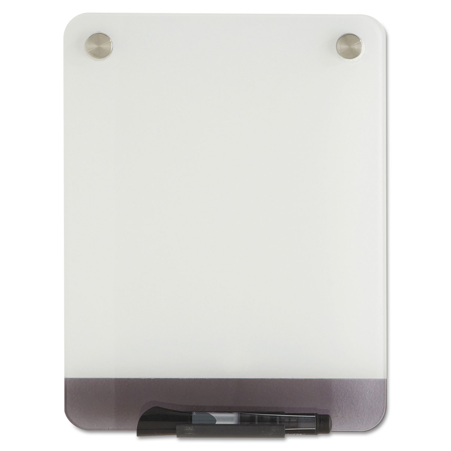 ICE31110 - Clarity Glass Personal Dry Erase Boards