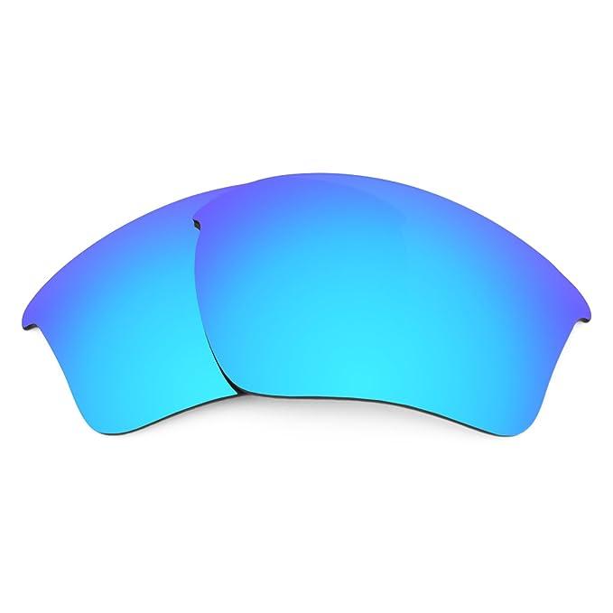 9901b493d6 Lentes de Repuesto Polarizadas Revant para Oakley Half Jacket 2.0 XL Azul  Hielo MirrorShield®: Amazon.es: Ropa y accesorios