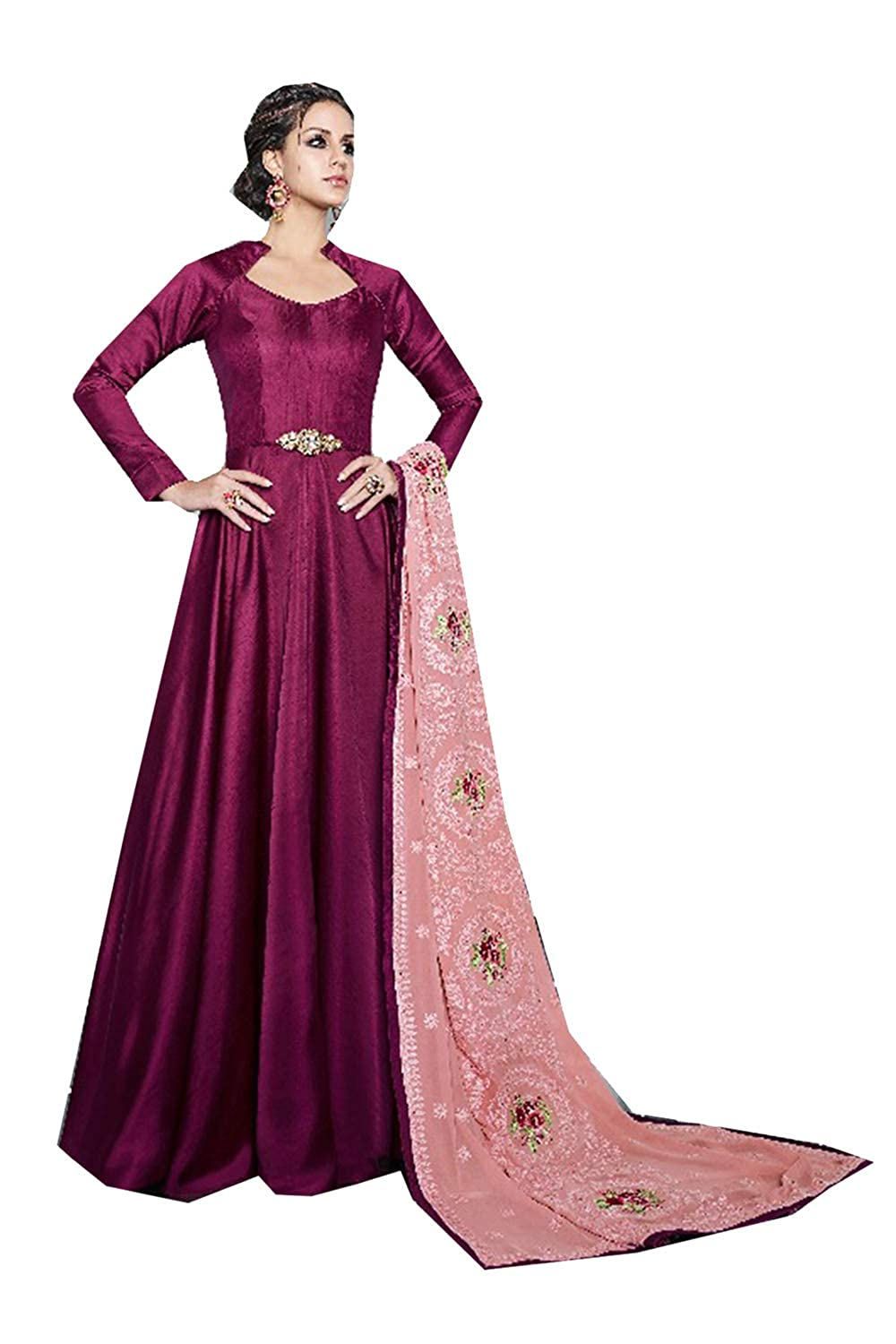 Dessa Collections Readymade Indian Women Designer Partywear Ethnic Traditonal Dress. ICW1830-1