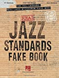 The Hal Leonard Real Jazz Standards Fake Book: C Edition (Fake Books)