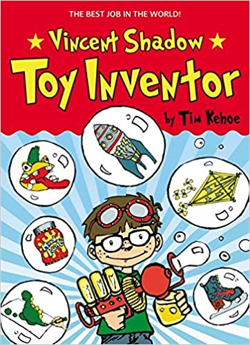 Vincent Shadow: Toy Inventor: Tim Kehoe, Mike Wohnoutka, Guy ...