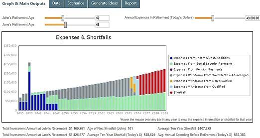 Amazon.com: WealthTrace Retirement Planner (Advanced Version ...