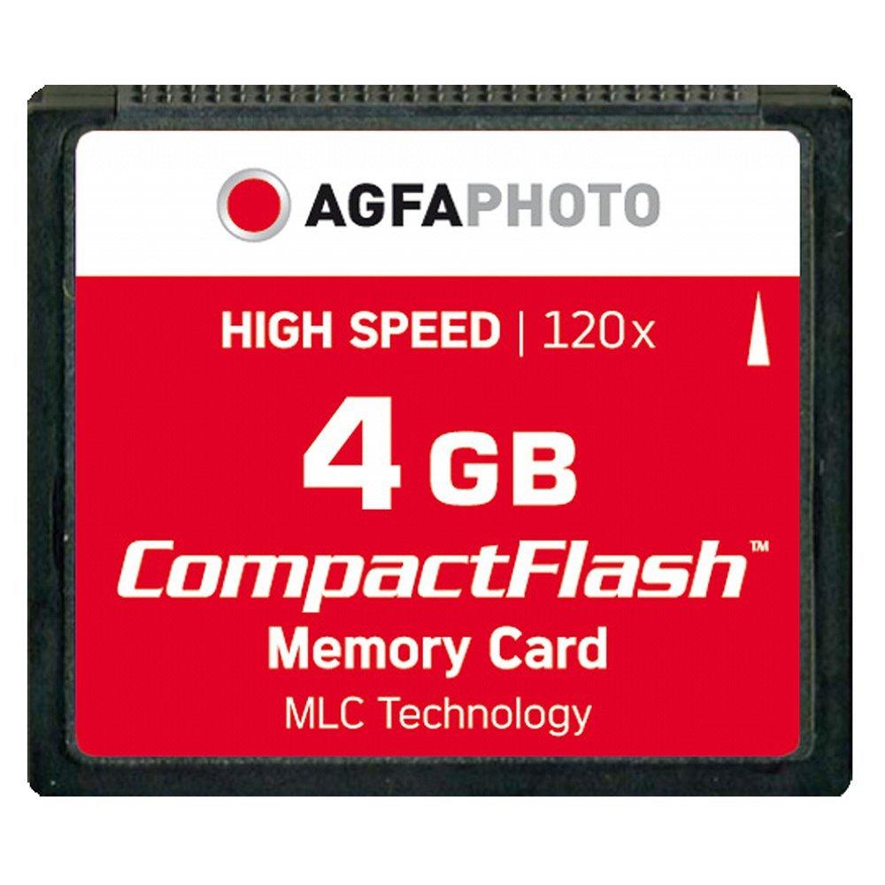 AgfaPhoto 10432 Carte mé moire CompactFlash (CF) Carte mémoire