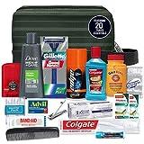 Convenience Kits Men's Premium 19-piece Necessities Travel Kit