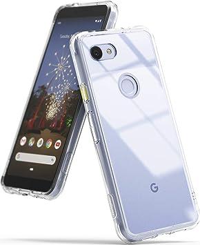 Ringke Fusion Diseñado para Funda Google Pixel 3a Cubierta ...