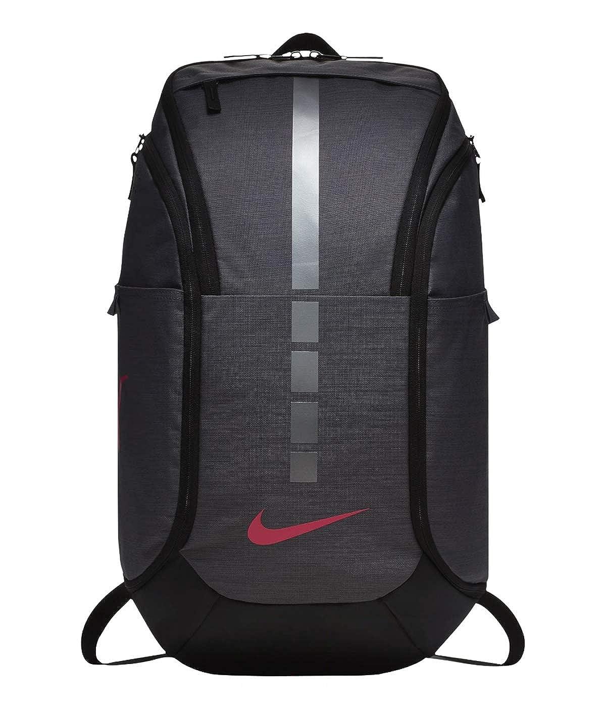85bec6a5125bb Nike Mens NK HPS ELT PRO BKPK BA5554-021 - DARK GREY/BLACK/VIVID PINK
