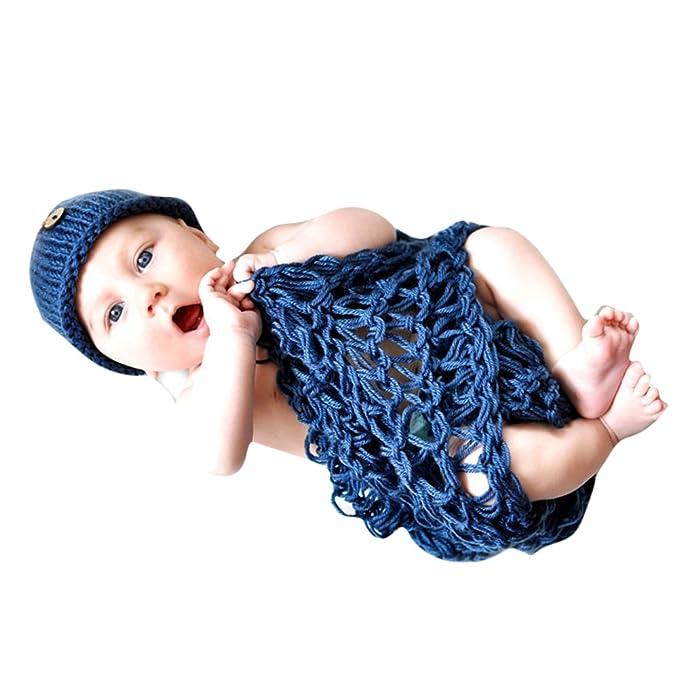 MIOIM® Bebé Recién Nacido Infantil Niño Niñas Hecha a Mano del ...