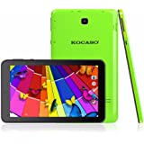 Kocaso MX 780 7-Inch Tablet (Green) - (Fast Quad-Core 1.2 GHz Processor, 512 MB RAM, Android 4.4)