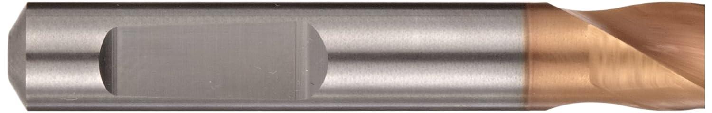 Multilayer Finish 140 Degree Point Short Length 16mm Size Whistle Notch Shank Sandvik Coromant CoroDrill Delta-C R840 Carbide Drill Bit