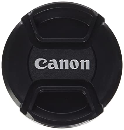 6967c5f41 Amazon.com : Generic 58mm Lens Cap For Canon Replaces E-58 II - Black - 58U  : Camera Lens Caps : Camera & Photo