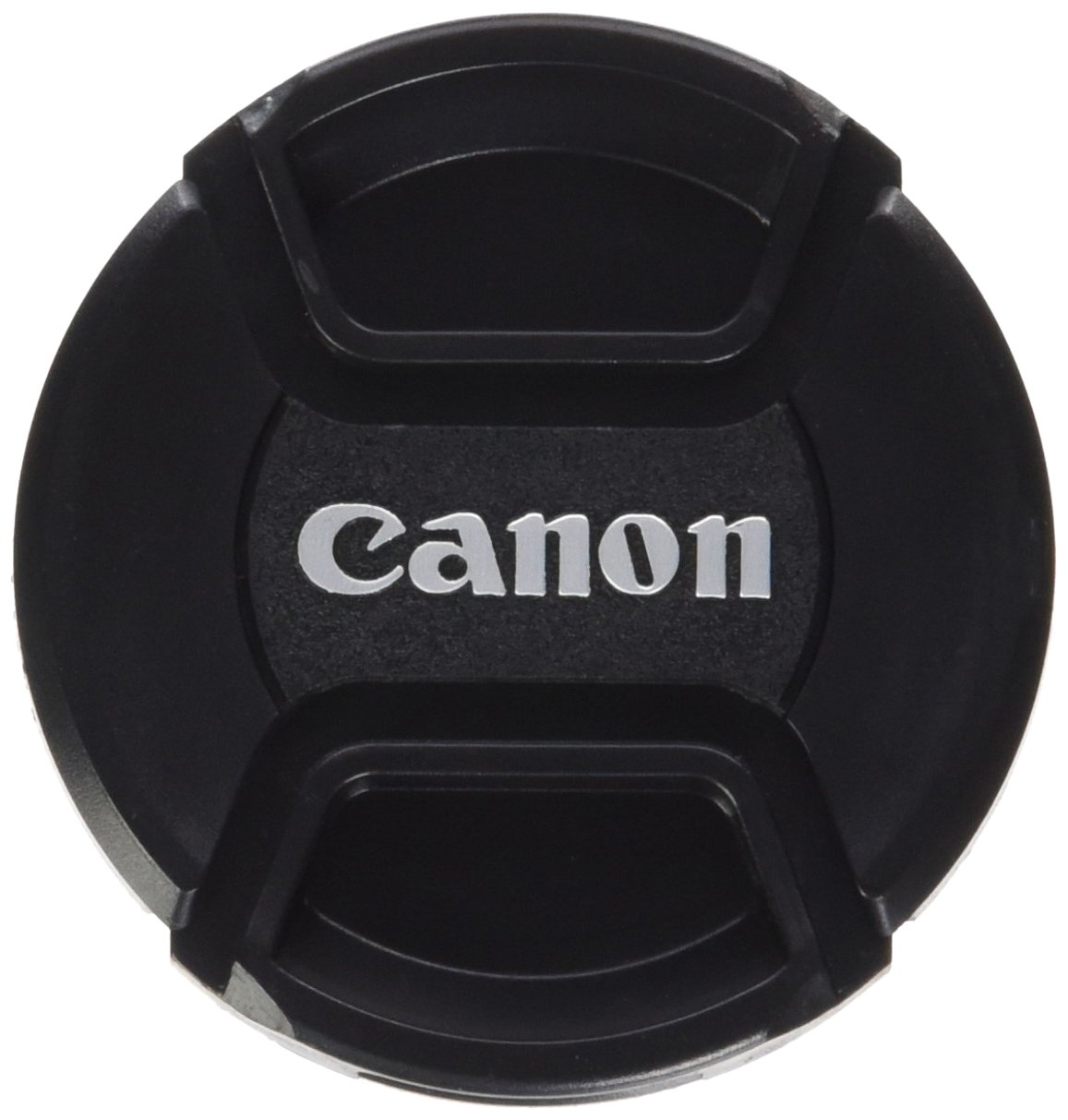 Generic 58mm Lens Cap For Canon Replaces E-58 II - Black - 58U by Generic (Image #1)