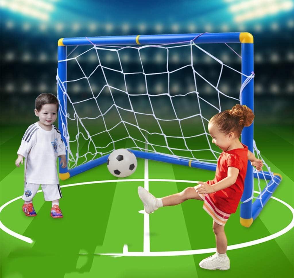 Lahshion Juego de Mini Pelota de Futbol Plegable: Amazon.es ...