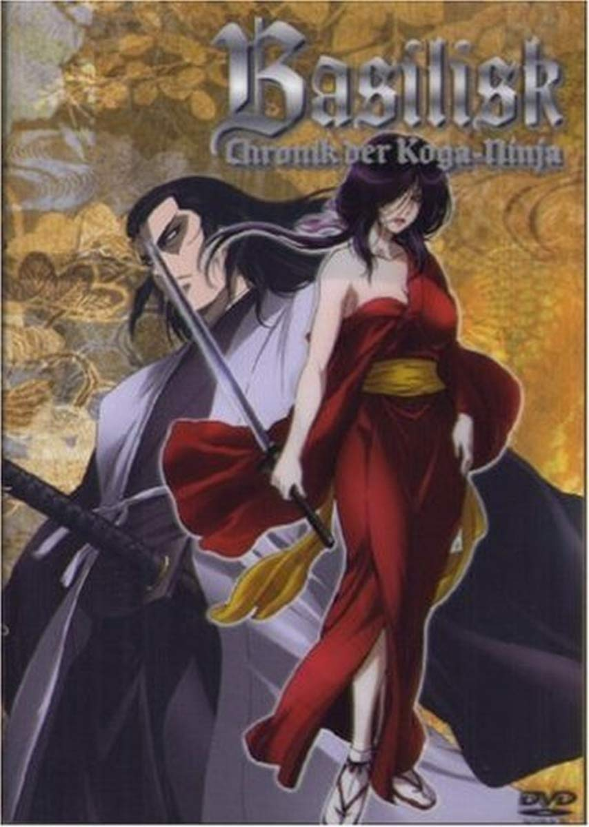 Basilisk, Vol. 05 - Chronik der Koga-Ninja Alemania DVD ...