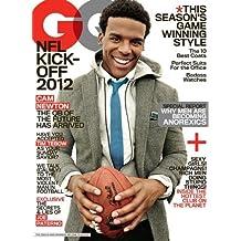 GQ Magazine (September 2012) NFL 2012 Kick-Off - Cam Newton Cover