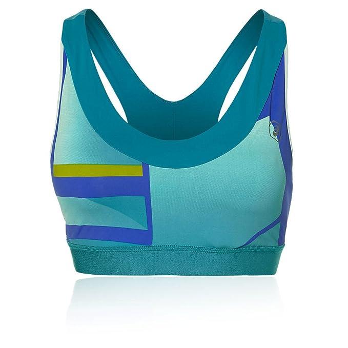 ograniczona guantity sportowa odzież sportowa szczegółowe zdjęcia ASICS Women's FuzeX Bra - Medium Blue: Amazon.co.uk: Clothing