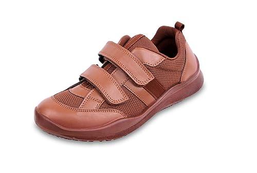 Buy FeetScience Unisex Brown Velcro
