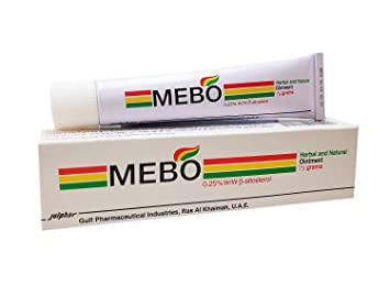 Amazon com : MEBO Burn Fast Relief Pain Cream Skin Healing Ointment