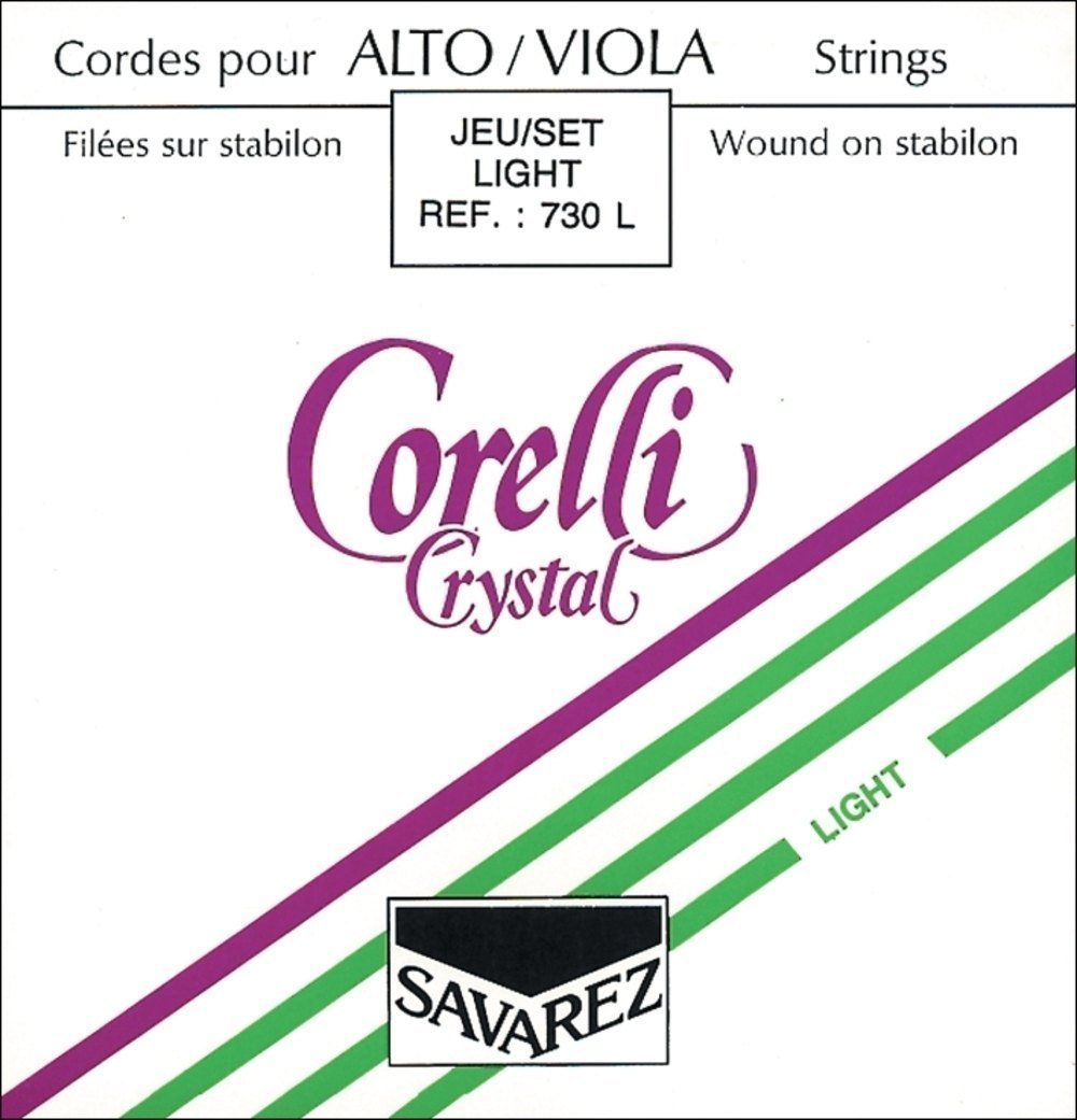 Corelli Viola CRYSTAL 733L g-3 light