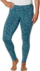 Marc New York Ladies Crop Fleece Lined, Hidden Key Pocket, Cold Gear Tight