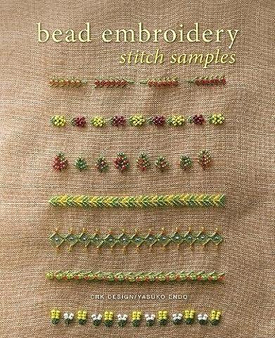 Bead Embroidery Stitch Samples - Bead Craft Ideas