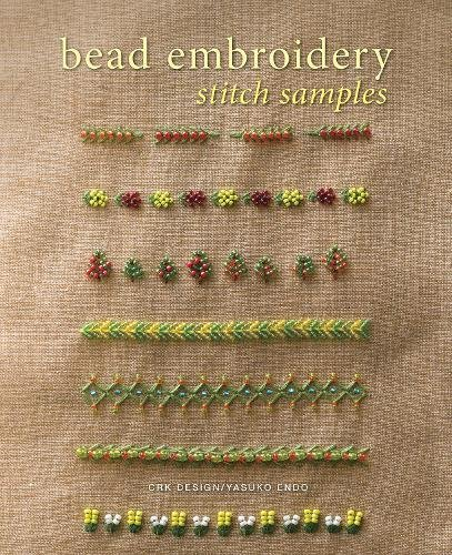 Bead Embroidery Stitch Samples Crk Design Yasuko Endo
