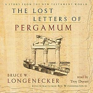 The Lost Letters of Pergamum Audiobook