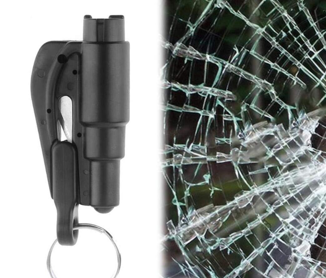 Amazon.com: Llavero Seat Safety Hammer Auto Glass Car Window ...