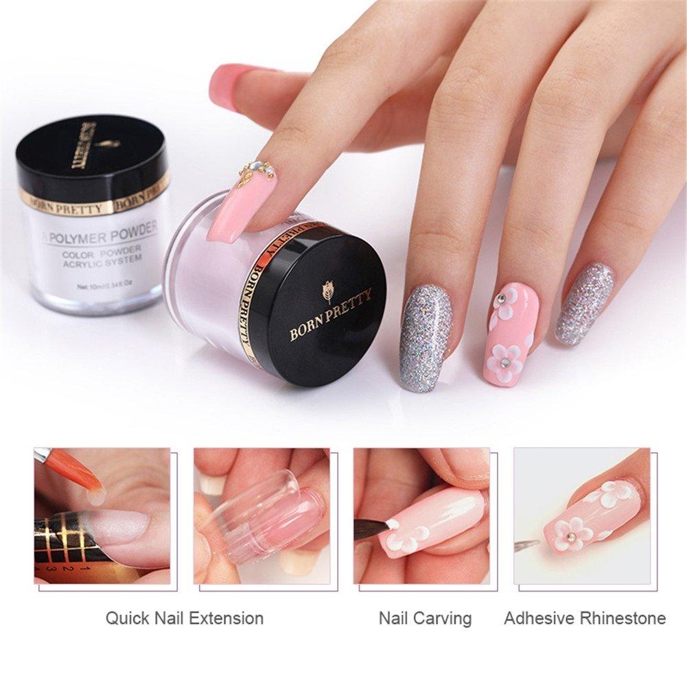 monómero y polímero para uñas
