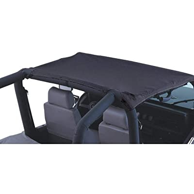 Rampage Products 90115 California Brief Soft Top for Suzuki Samurai (All), Black Denim: Automotive