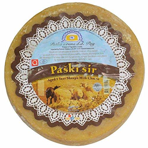 Paski Sir - 2 lbs (cut portion)