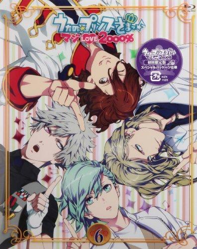 Animation - Uta No Prince-Sama Maji Love 2000% 6 (BD+CD) [Japan BD] KIZX-112